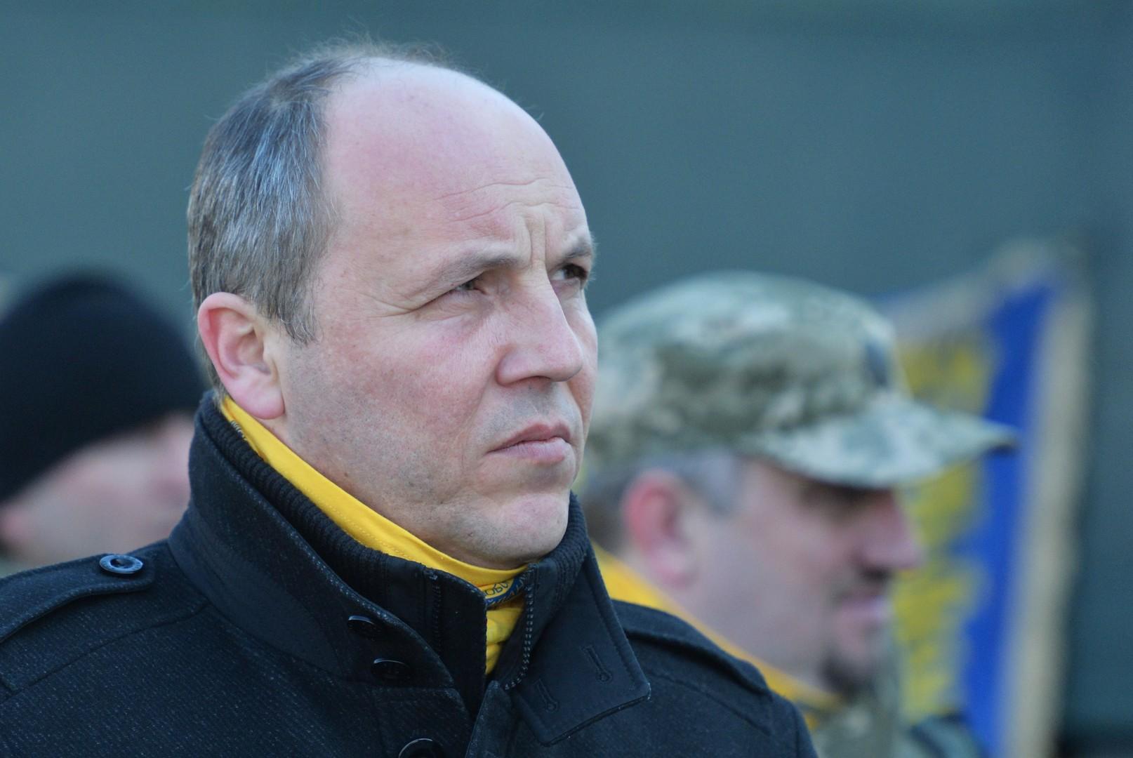 Le nouveau porte-parole de la Rada serait impliqué dans le massacre d'Odessa