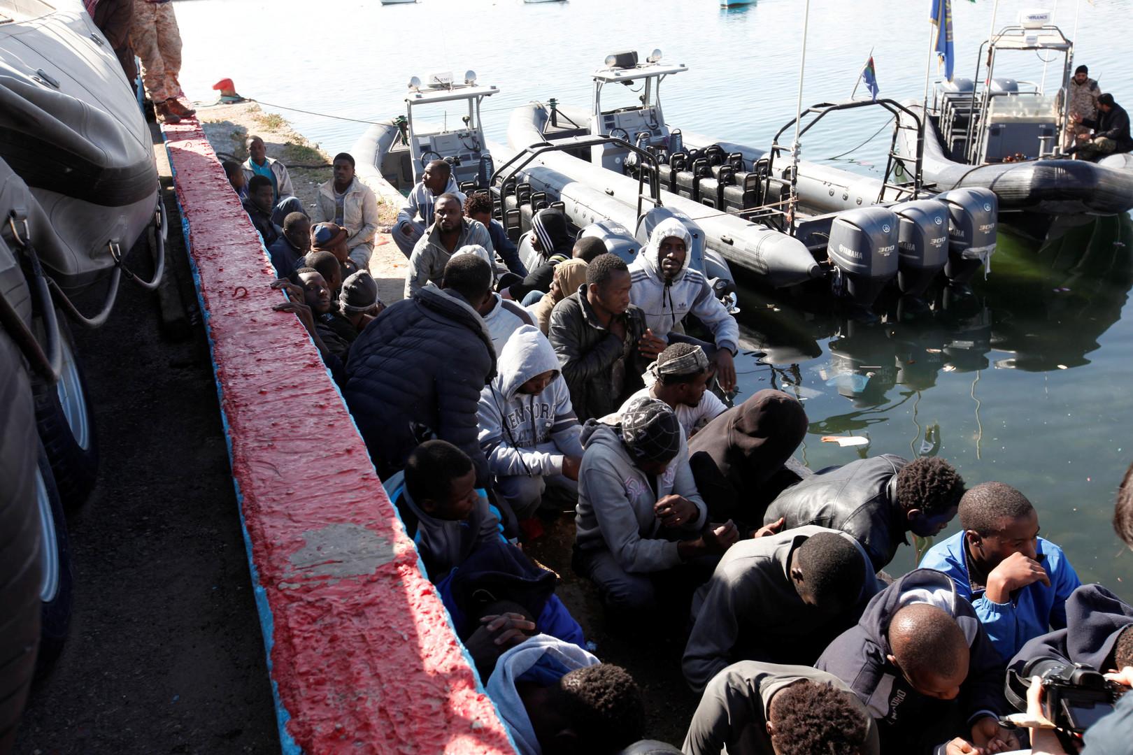 L'Union européenne accusée d'être responsable de la mort de migrants en Méditerrannée