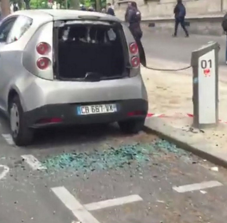 Loi Travail : Retour sur des violences sans précédent à Paris et en province