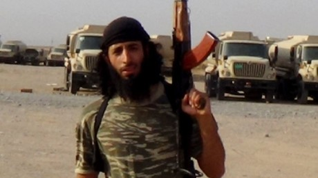 Le tristement célèbre Jihadi John