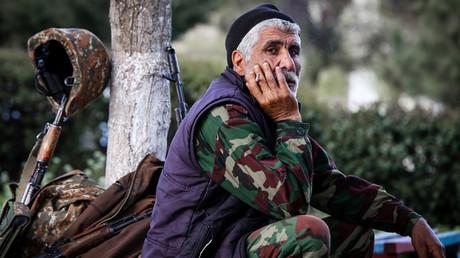 Haut-Karabagh : des journalistes de Sputnik sous les tirs, malgré le cessez-le-feu clamé par Bakou