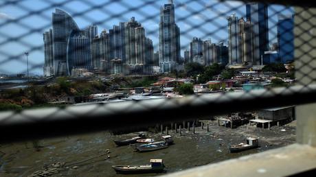 Panama, où le cabinet Mossack Fonseca est situé