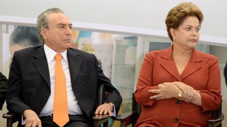 Menacée de destitution, Dilma Roussef va-t-elle bientôt perdre son bras droit ?