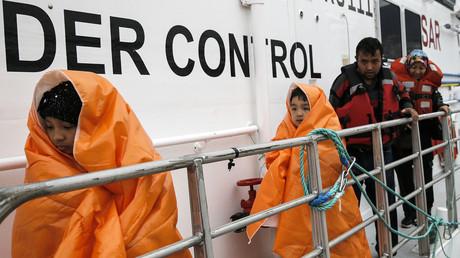 Frontex : «des terroristes pourraient entrer en Europe sous couvert de droit d'asile»