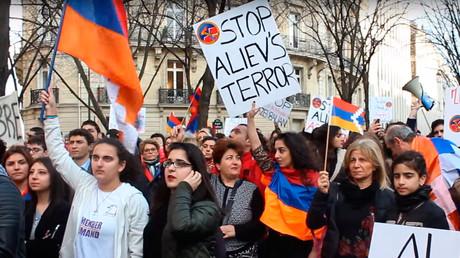 L'Azerbaïdjan montré du doigt en Europe et aux Etats-Unis (PHOTOS, VIDEO)