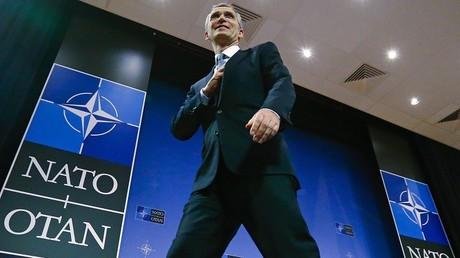 Le secrétaire-général de l'OTAN, Jens Stoltenberg