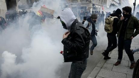 Protestation Loi Travail à Rennes : le journaliste blessé a reçu «une grenade lacrymogène à la tête»