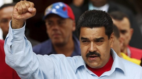 Le fils spirituel d'Hugo Chavez et actuel président du Venezuela, Nicolas Maduro