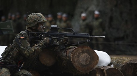 L'armée allemande n'est plus ce qu'elle était !