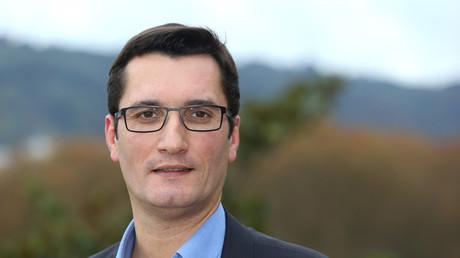 Olivier Dartigolles, porte parole du PCF