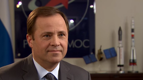 Le directeur de l'agence Roscosmos Igor Komarov