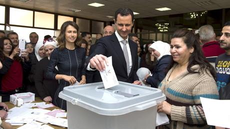 Législatives en Syrie : forte participation malgré la méfiance de l'Occident