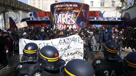 Les dernières mobilisations ont été tendues. Des débordements sont à craindre aujourd'hui.