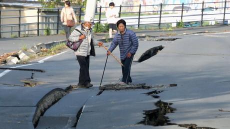 Plusieurs séismes ont frappé le Japon depuis jeudi soir