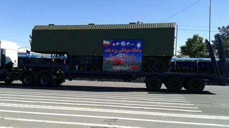 L'Iran a présenté ses nouveaux systèmes S-300, fournis par Moscou (VIDEO, PHOTOS)