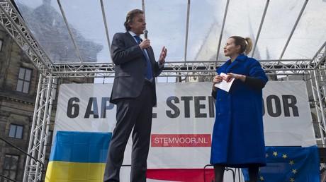 Le ministre des Affaires étrangères des Pays-Bas Bert Koenders s'exprime sur le référendum du 6 avril