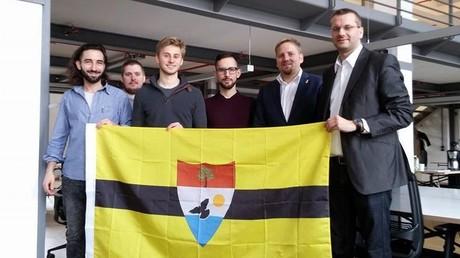 Un paradis libertaire : Liberland, l'Etat fait pour ceux qui en ont assez du gouvernement