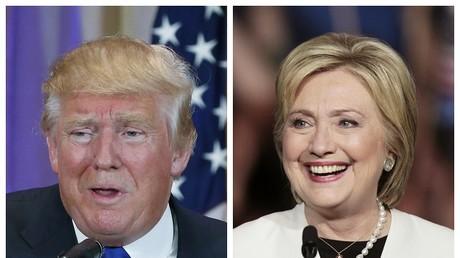 Les deux candidats américains