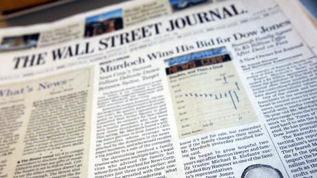 Quand le Wall Street Journal participe à la négation du génocide arménien
