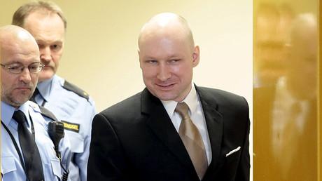 Le tueur Anders Behring Breivik.