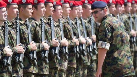 L'armée suisse s'attend au pire