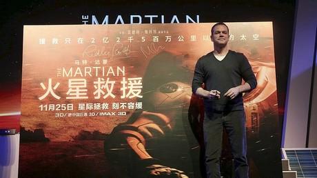Selon un représentant chinois, «Seul sur Mars» prouve la volonté US de coopérer dans l'espace