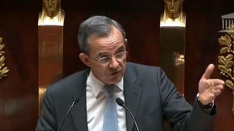 Débat à l'Assemblée nationale sur l'abandon des sanctions contre la Russie