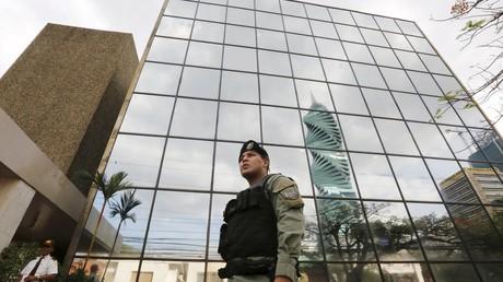 Le siège du cabinet Mossack Fonseca