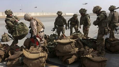 Des militaires américains (archive)
