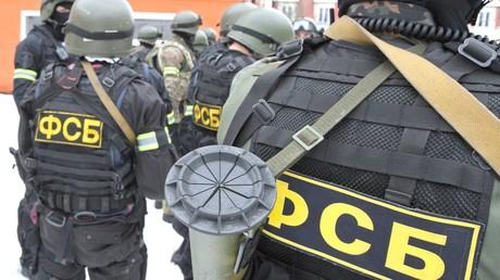 Une opération des forces du FSB (ex-KGB) russe