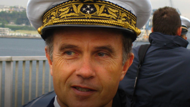 Un Amiral français en mission volontaire en Palestine s'insurge contre l'occupation israélienne