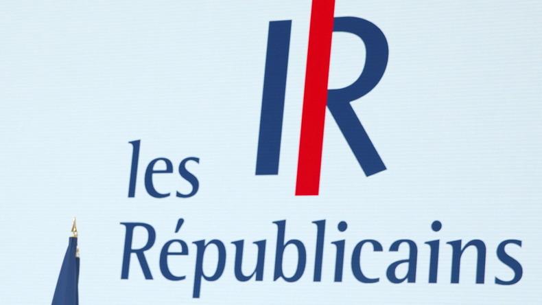 Le logo des Républicains, ex-UMP