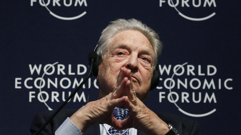 SOROS : Chronique d'un financier anti patriote et immigrationiste !