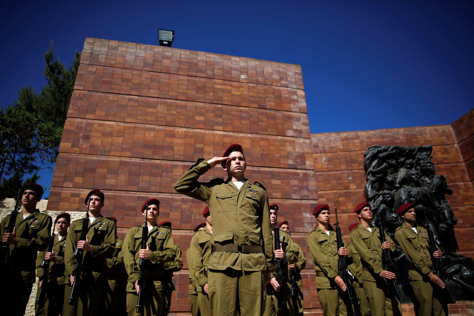 Israël se fige pendant deux minutes pour sa journée de commémoration de la Shoah (PHOTOS, VIDEOS)