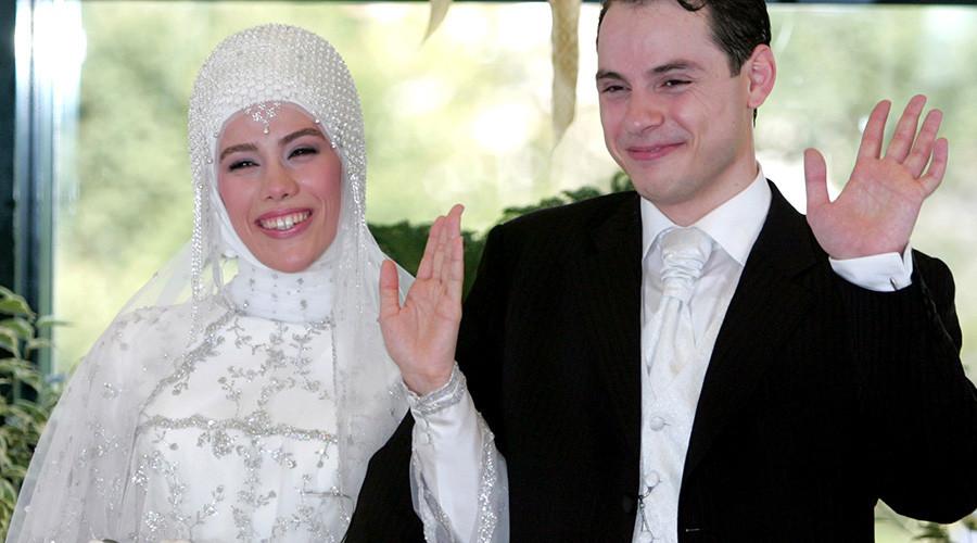 La fille de Recep Erdogan, Esra, et son mari Berat Albayrak