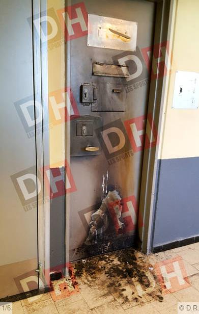 Chaos dans les prisons wallonnes : l'armée réquisitionnée (PHOTOS)