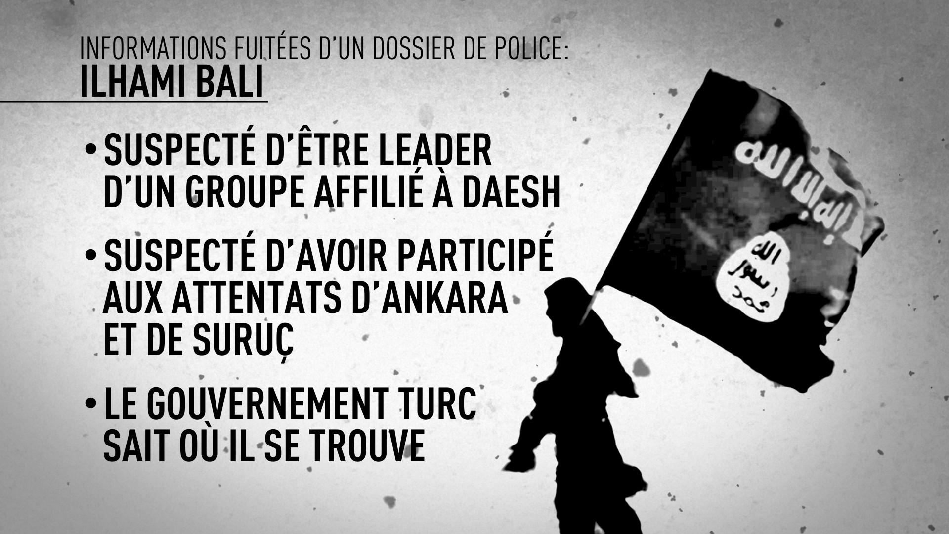 Ecoutes téléphoniques de Daesh : Ankara a laissé faire les activités des terroristes à la frontière