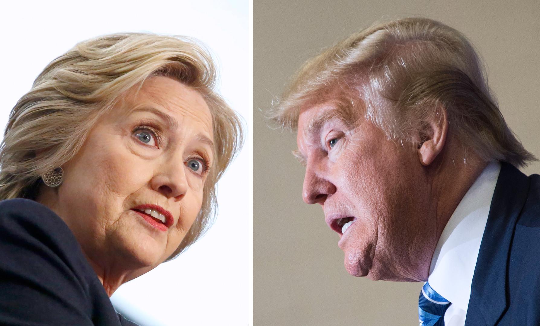 Hillary Clinton accusée de «terroriser» les «milliers de femmes» qu'aurait connues son mari