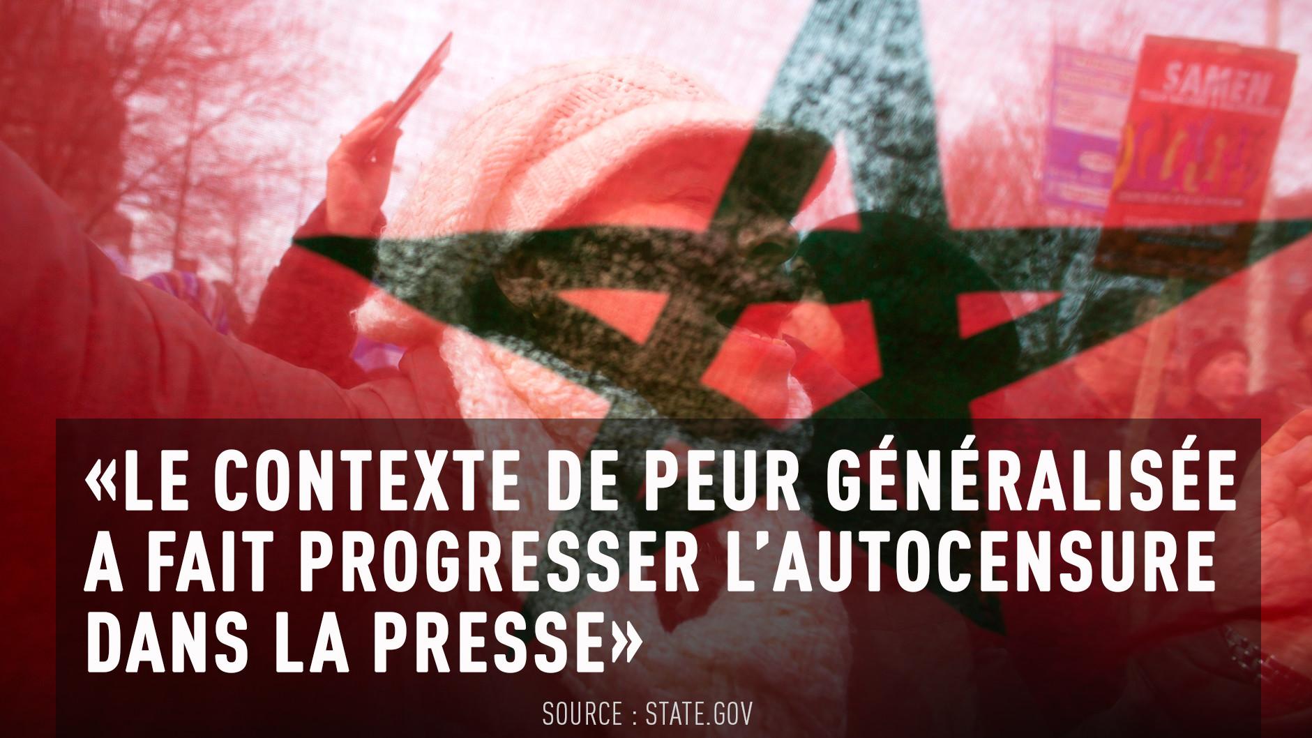 Le Maroc accuse Washington de mentir dans un rapport sur les droits de l'Homme
