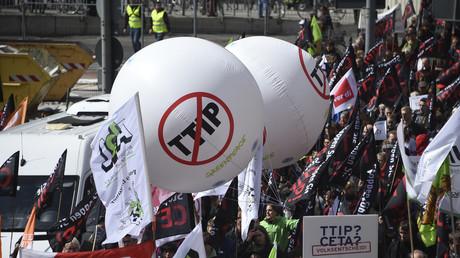 TAFTA : la publication de documents confidentiels pourrait ruiner l'accord entre l'UE et les USA
