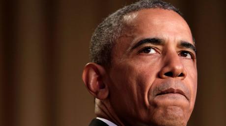 Ces derniers jours, la communication de Barack Obama a tendance à se durcir.