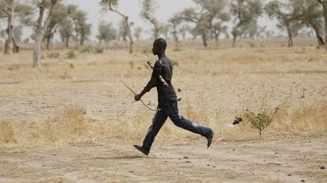 Une femme kamikaze tuée par une flèche empoisonnée au Cameroun