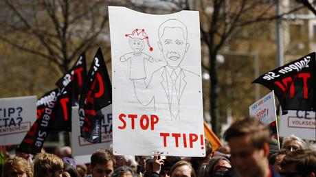 TAFTA: les révélations de Greenpeace confirment les craintes des opposants au traité