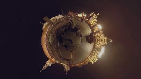 Répétition du défilé militaire du Jour de la Victoire à Moscou (VIDEO PANORAMIQUE)