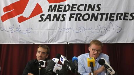 Médecins sans frontières n'assistera pas au Sommet humanitaire mondial