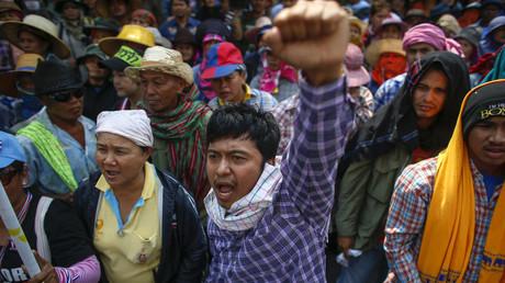 Thaïlande : les fermiers promettent des manifestations massives en cas d'adhésion au TPP
