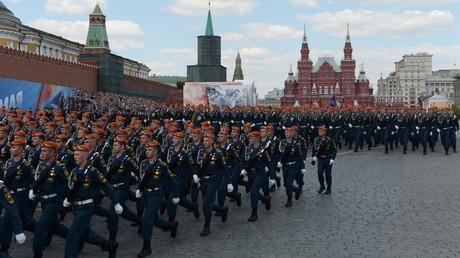 Moscou célèbre le 71e anniversaire de la victoire sur le nazisme