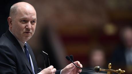 Denis Baupin à l'Assemblée Nationale en décembre 2015