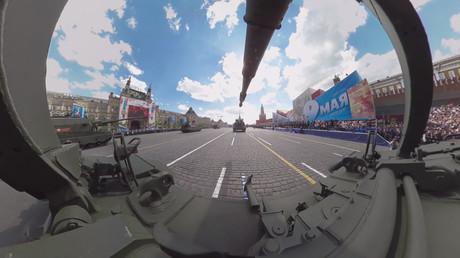 Au cœur du défilé de la Victoire à Moscou : RT présente les meilleures vidéos panoramiques