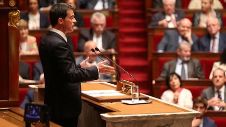 Manuel Valls a critiqué la résolution de l'Unesco visant à protéger le patrimoine palestinien.